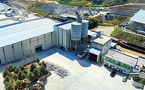 江苏宜兴石灰石加工项目