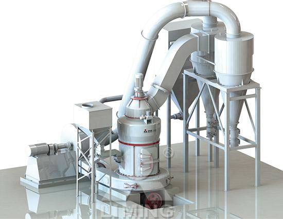 5X系列欧版智能磨粉机