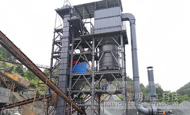 湖南郴州某石料廠