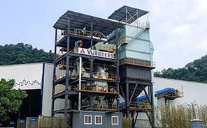 重慶建工干法制砂生產線